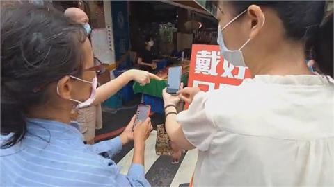 快新聞/市場採買人潮不減 柯文哲:明天開始派警察管制