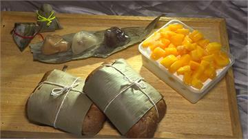 今年端午節來點新鮮的!創意「粽子麵包」古早味飄香