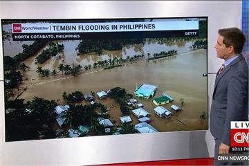 天秤升級成中颱撲越南 教宗為菲律賓災民祈禱