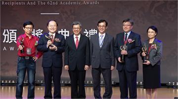 鼓勵產學合作 教育部頒獎表揚優秀學者