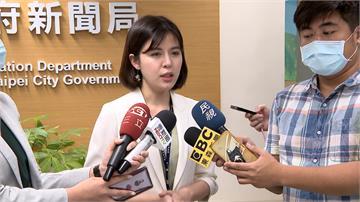 柯文哲搶輸!前美女主播戴湘儀任新北副發言人「比較欣賞侯友宜」