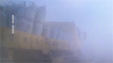 西濱大車禍2死 如窮人高速公路!貫穿南北僅一支濃霧偵測器