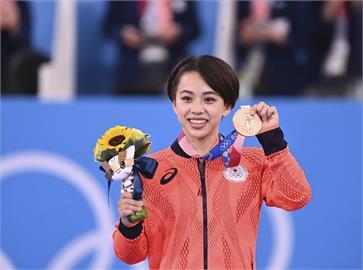 東奧/日本體操界的「蔡依林」奪銅 村上茉愛嬌小清純外型受廣大好評!