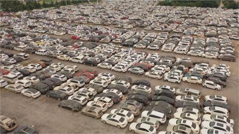 鄭州40萬輛泡水車去向?流入市場中國網友怕爆:二手車水很深