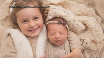破世界紀錄!解封27年冷凍胚胎 美不孕夫妻產女娃