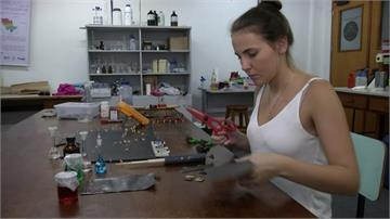窮人可用便宜電?巴西22歲女發明新方式發電