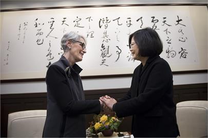 美副國務卿雪蔓提名過關 主張與中國競爭對抗