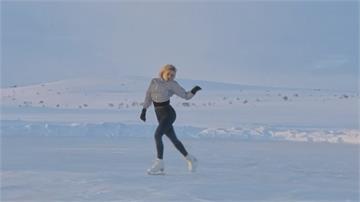 冰天雪地中翩然起舞 芬蘭選手北極圈滑冰