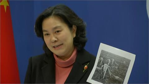 快新聞/H&M拒用新疆棉 華春瑩嗆「不許吃中國的飯砸中國的碗」