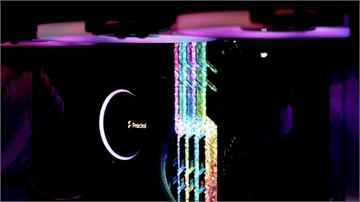 3C/冷氣全開的酒吧— Fractal Celsius+ S36 Prisma