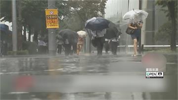 防「史上第二個颱風」巴威襲平壤 金正恩罕見坐鎮防颱會議指揮防災