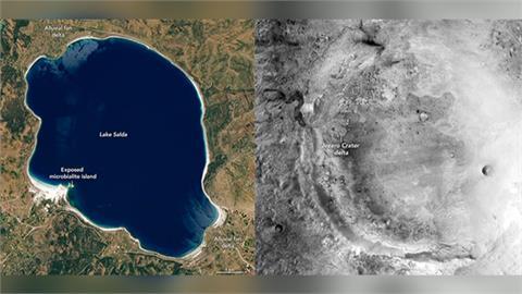 與火星最像的地方!  科學家研究土耳其湖泊