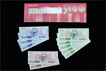 5倍券額外8好康 多抽7加碼券836萬份+「這券」400萬份直接送!