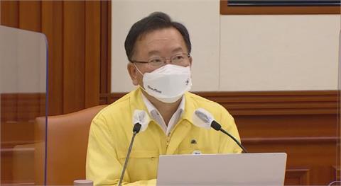 南韓單日確診破1300例創新高 首都圈防疫升至最高級