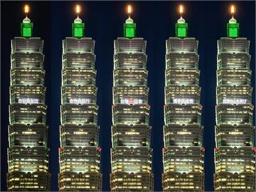 快新聞/就在今晚!台北101點燈「台日真友誼」感謝日本追加贈台疫苗