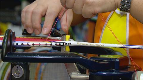 感動!「老闆你拉的線是奧運金牌」 王齊麟穿線師曝光