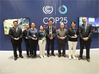 聯合國氣候變遷大會 慈善與環保力行獲肯定