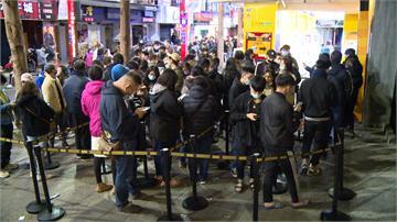日本賣場深夜百人排隊!防疫漏洞恐再現  專家憂心呼籲  不要再去人擠人