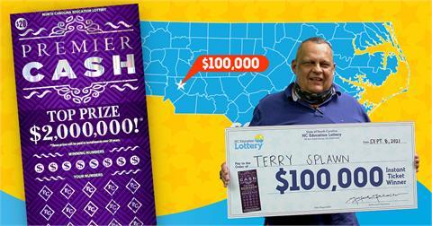 被財神爺眷顧的男人!他4年同家店「刮中3次頭獎」贏得5810萬元
