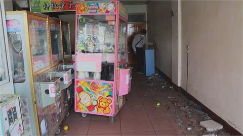 全國首例!欠娛樂稅10萬元 娃娃機業者遭扣押 30部機台近期拍賣