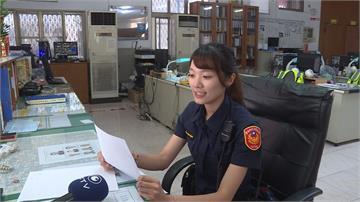 NG版更受歡迎!女警台語「卡卡」宣導反詐騙意外爆紅