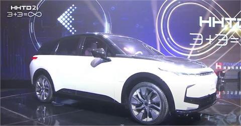 鴻海科技日秀電動車製造硬實力 下一步攻軟體平台