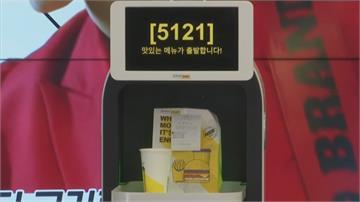 南韓挽救疫情到防範未來! 機器人服務「飲食生活新革命」