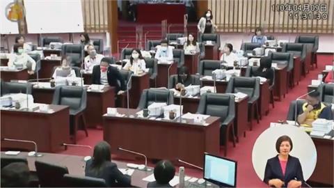 基進黨才轟「議員懈怠」 高市議會開會首日就流會