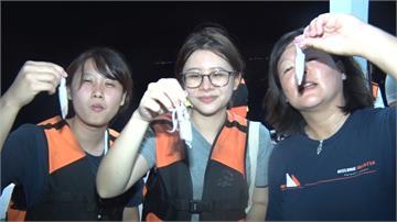 6~8月基隆鎖管季  「夜釣小管」嚐海味