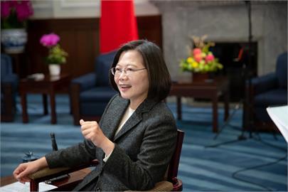快新聞/加拿大HFX論壇擬頒獎蔡總統 外交部感謝加國眾議院通過動議