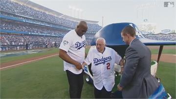 MLB/道奇93歲傳奇教頭拉索達 因病低調住進加護病房