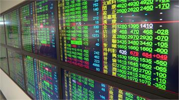 美股衝擊!台股周四收8681點 創3年半新低