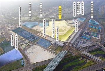 烏日高鐵15年了!很蕭條…最肥美地塊「招商夢想圖」卻曝光了
