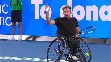 不滿美網刪除輪椅網球 現任球王批噁心歧視
