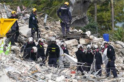 邁阿密危樓爆破拆除 重啟搜救再尋獲4遺體