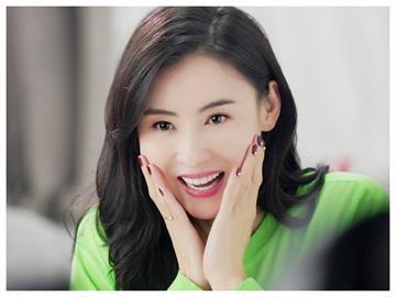 張柏芝現身婚紗店「無P圖」照流出 41歲模樣驚呆網友