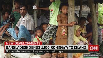逃出屠殺住難民營 洛興雅人疑被迫搬到小島