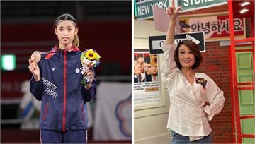 跆拳國手羅嘉翎的師母是她!黃雨欣「為國捐夫」興奮喊:為妳感到驕傲