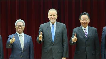 台美教育倡議啟動 60台師資將赴美教中文