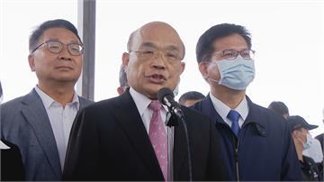 快新聞/國民黨批「最會借錢的院長」 蘇貞昌:不要看人挑擔不吃力還嫌人姿勢差