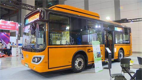 台灣國際智慧移動展登場 無人駕駛電動巴、智慧型移動裝置吸睛