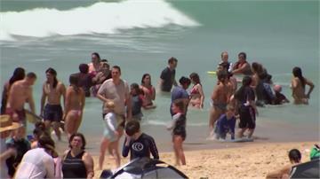 澳洲今年首波熱浪來襲 新南威爾斯飆47度