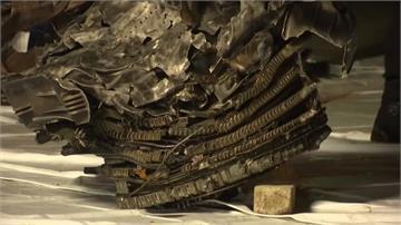 印尼三佛齊航班客機墜海 當局已打撈引擎殘骸