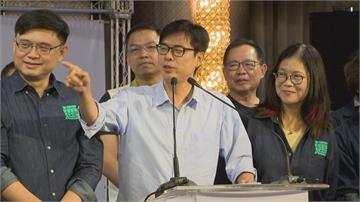 快新聞/柯文哲酸「換陳其邁還能發大財嗎?」 陳:那是「韓市長」的口號!