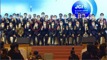 蔡總統出席國際青商會 強調與民抗疫成功助台經濟逆勢成長