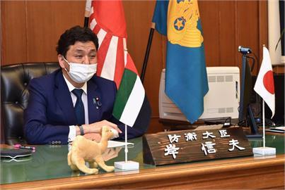 快新聞/日防衛大臣岸信夫籲歐盟「合力抗中」 重申台灣情勢穩定重要性