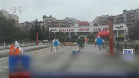 上海旅行團傳播鏈 擴及陜西等11省皆爆確診