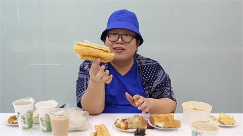 泰國網紅娘娘批燒餅油條 台灣人開戰了!
