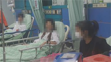 疑打流感疫苗不適! 4學生手抖送醫
