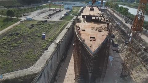中國主題樂園重建鐵達尼號 罹難者家屬不滿